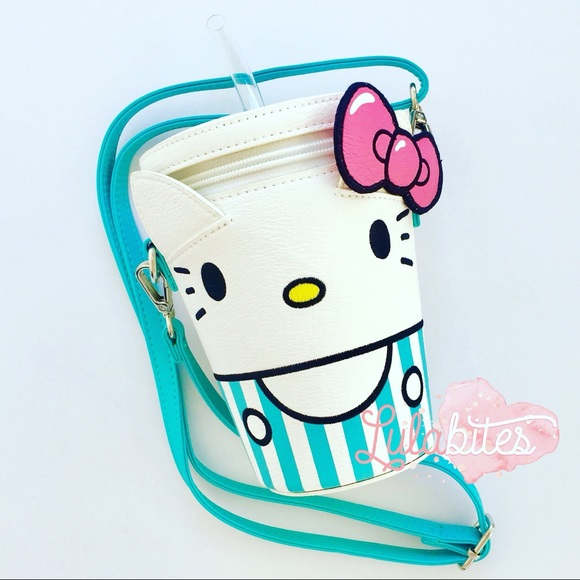 45e2c2ff52 Hello Kitty Soda Pop Crossbody